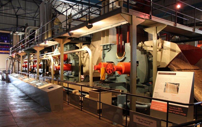 Aventure du sucre museum