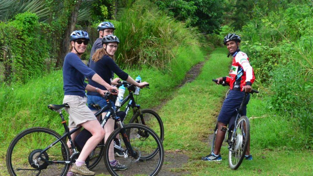 Le Morne bike discovery Mauritius